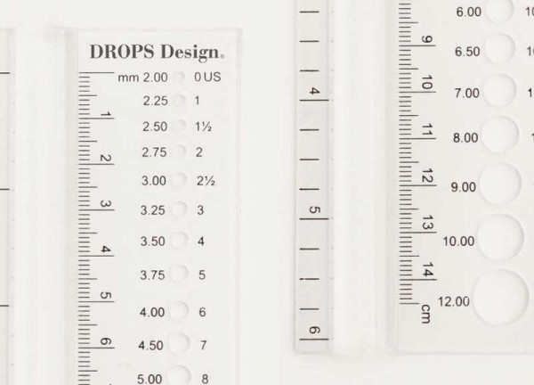DROPS Plus Nadelmass