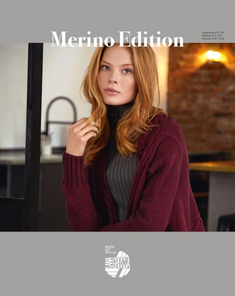 LANA GROSSA Merino Edition No. 1 Magazine