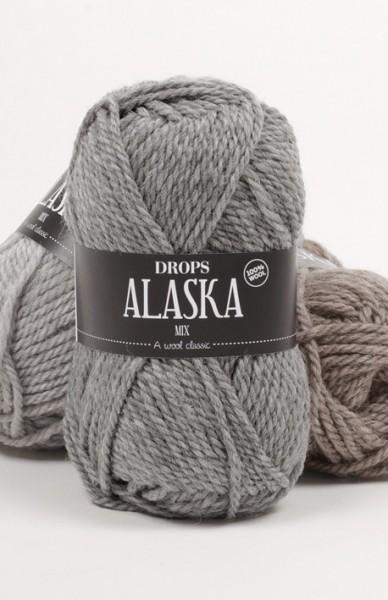 Alaska - Wolle aus 100% Schurwolle