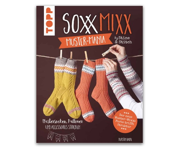 Soxx Mixx Muster-Mania by Stine&Stitch