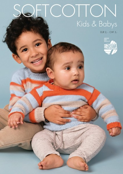 Soft Cotton Kids & Babya Magazine