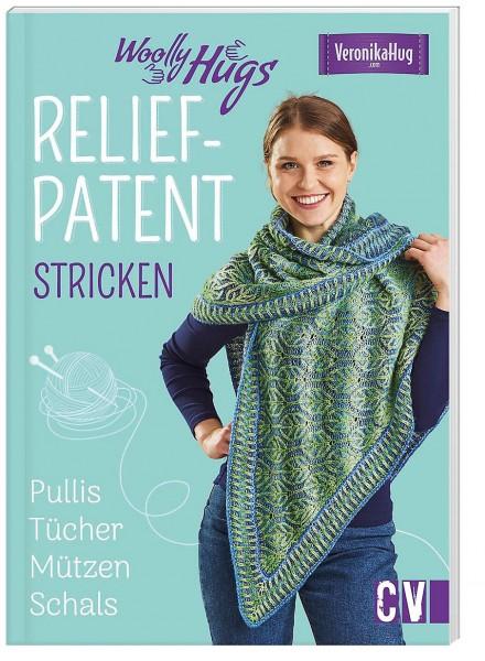 WOOLLY HUGS Relief-Patent stricken - Anleitungsmagazine