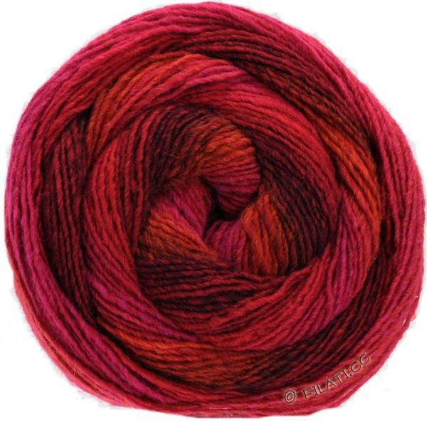 Gomitolo Versione - Wolle mit effektvollem Farbverlauf und Struktur