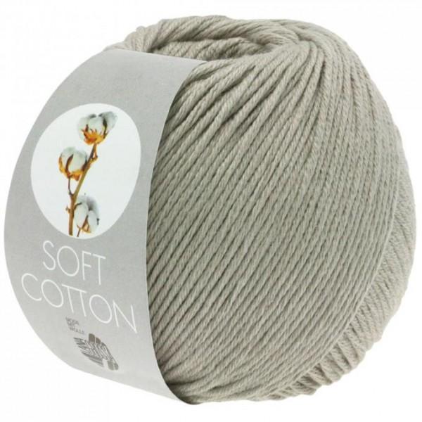 LANA GROSSA Soft Cotton - Wolle aus klassischer Baumwollmischung
