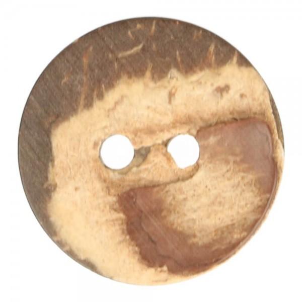 Holzknöpfe Kokos