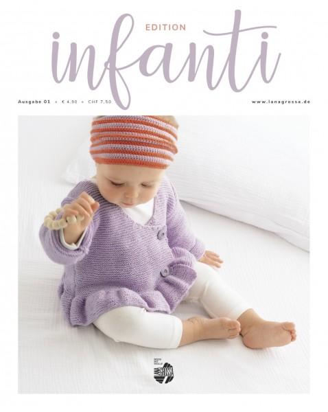 Infanti 01 - Anleitungsmagazine