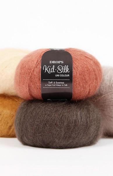 Kid-Silk - Garn aus Mohair und Seide