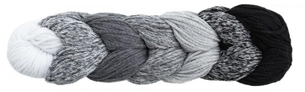 WOOLLY HUGS Rope Plaid - ideales Taschengarn