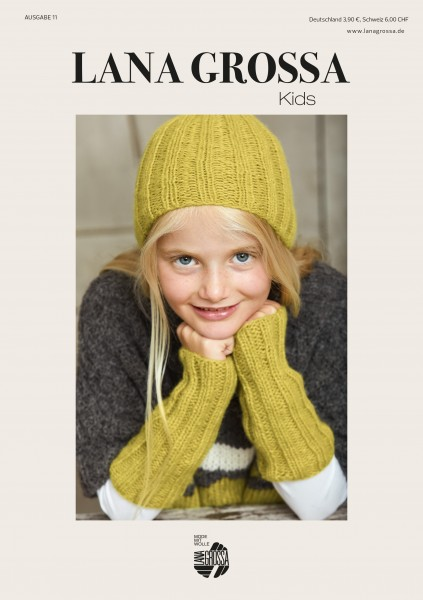 LANA GROSSA Kids No. 11 - Anleitungsmagazine
