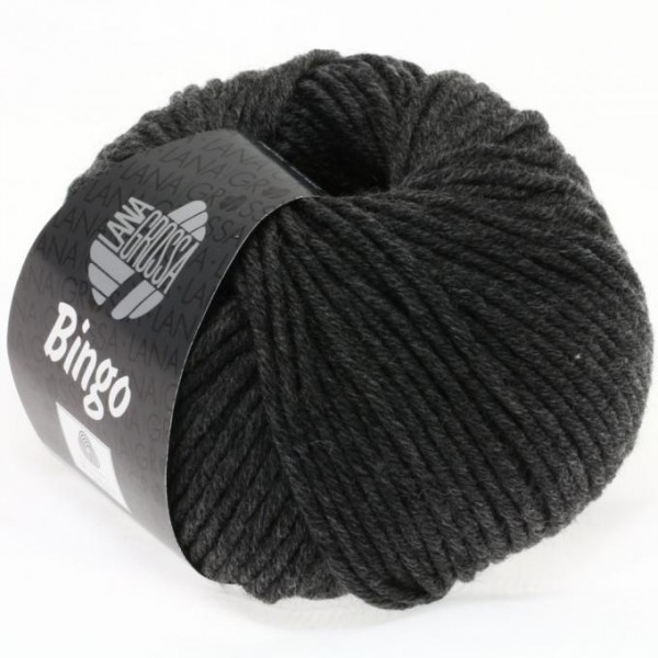 LANA GROSSA Bingo Uni / Melange - 100 % Schurwolle (Merino)