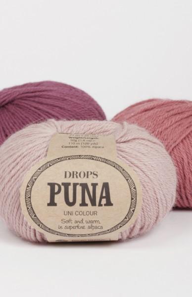 Puna - Wolle aus 100% Alpaca