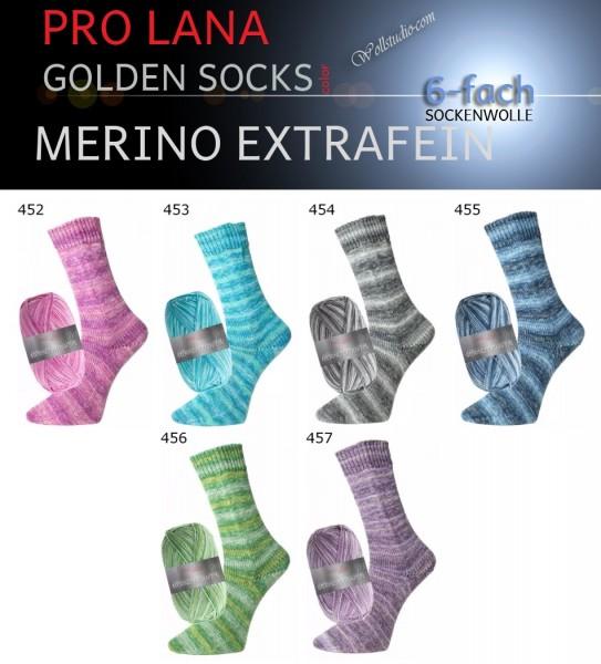 Golden Socks Merino Extrafine 6 fach