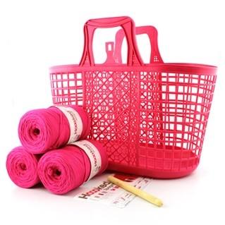DIY Häkelset Shopper