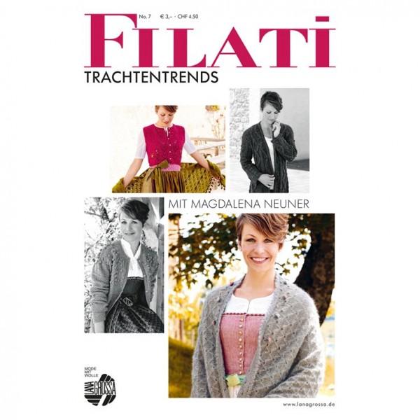 FILATI Trachtentrends No. 7 mit Magdalena Neuner