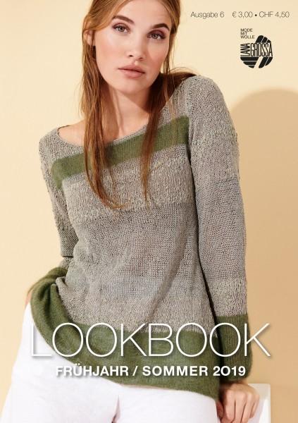 Lookbook No. 6 - Frühjahr / Sommer 2019 Magazine