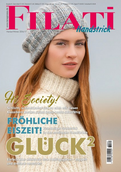Filati Handstrick No. 65 - Strickmagazine