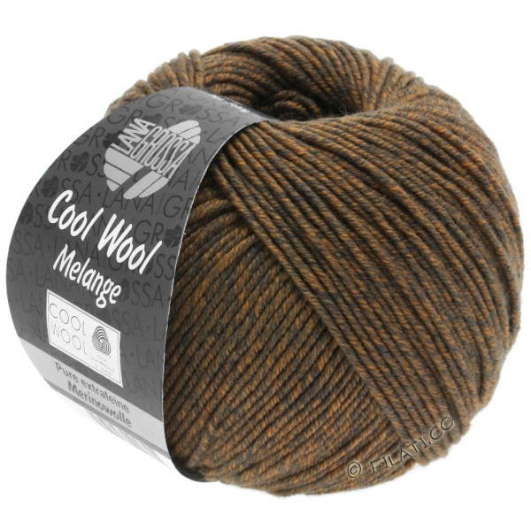 LANA GROSSA Cool Wool Melange - 100 % Schurwolle Merino