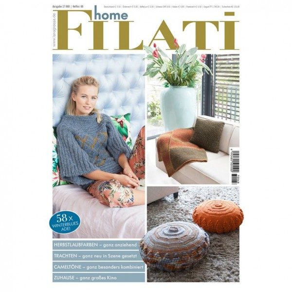 FILATI HANDSTRICK NO. 68 (HOME)