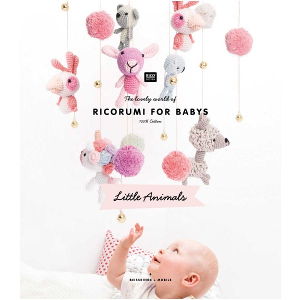 RICO DESIGN Little Animals - Anleitungsmagazine
