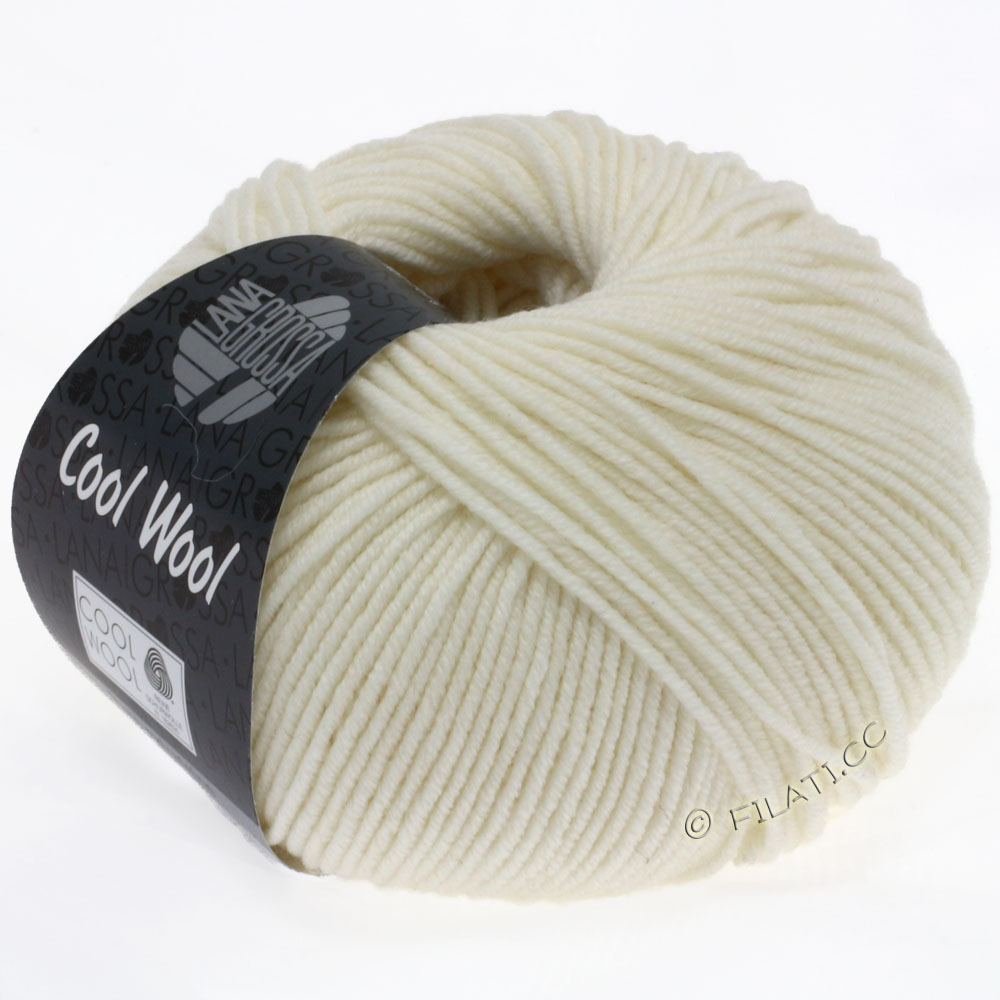 Lana Grossa Fb Cool Wool 2063 kiwigrün 50 g Wolle Kreativ