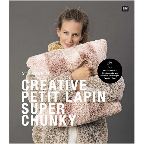 RICO DESIGN Stricken mit Creative Petit Lapin - Anleitungsmagazine
