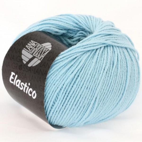 Elastico uni / print - Baumwoll-Klassiker mit leichtem Stretch-Anteil