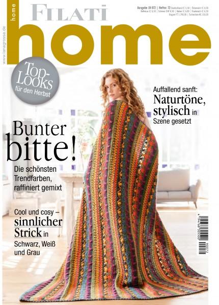 LANA GROSSA FILATI HANDSTRICK NO. 72 (HOME) -Strickmagazine