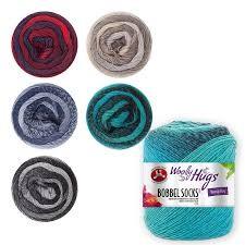 BOBBEL Socks Color 100g.