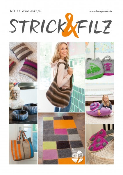 Strick & Filz No. 11