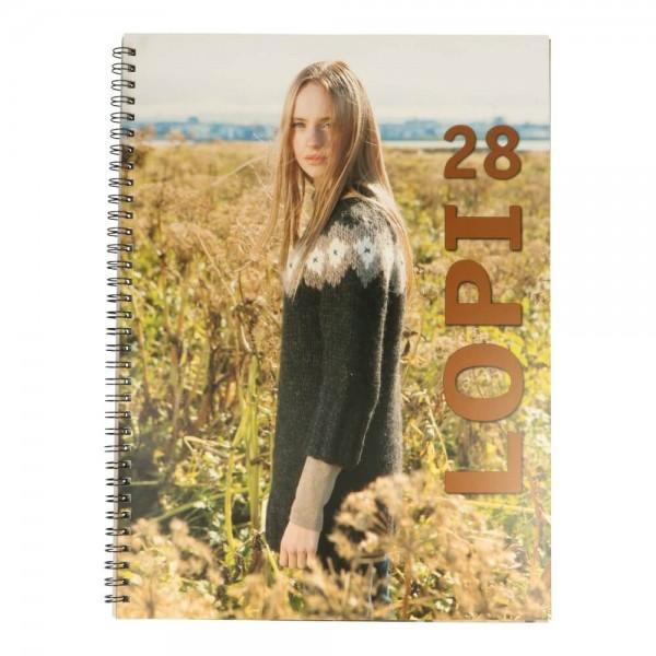 Buch Lopi No. 28 Deutsch