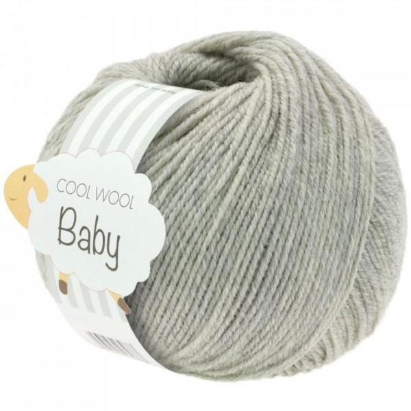 Cool Wool Baby - Wolle aus 100% Schurwolle (Merino) 50g