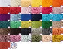 RICO DESIGN Creative Cotton DK - 100 % Baumwollgarn